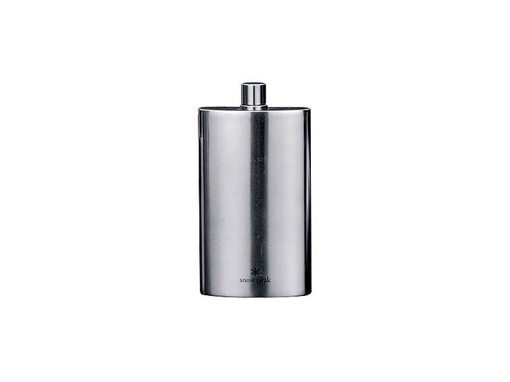 Titanium Flask (L)