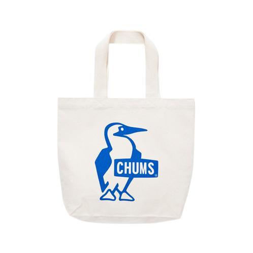 Chums Booby Canvas Tote/Blue