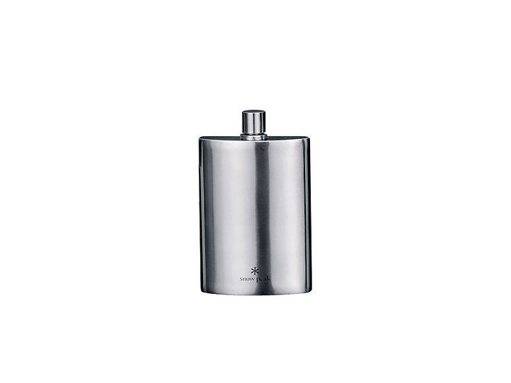 Titanium Flask (M)