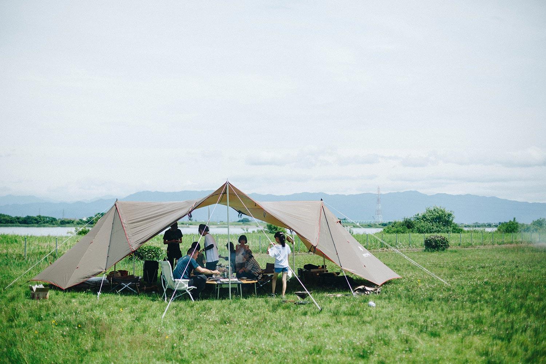 Snowpeak GS-600 Campstudio