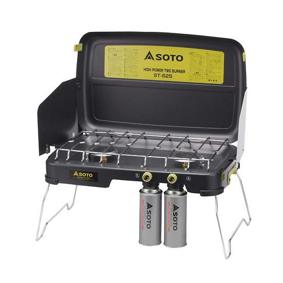 SOTO High Power2-Burner