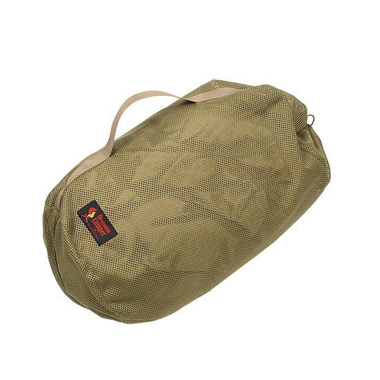Oregonian Camper Mesh silinder bag COYOTE