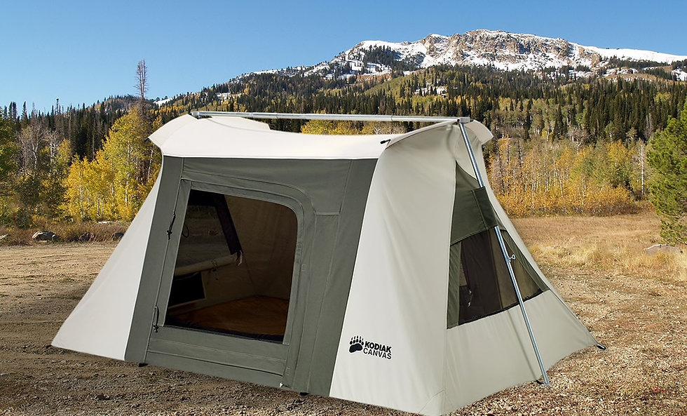 Kodiak 8.5 x 6 ft. Flex-Bow VX Tent รับสินค้าปลายเดือนธันวาคม 2020