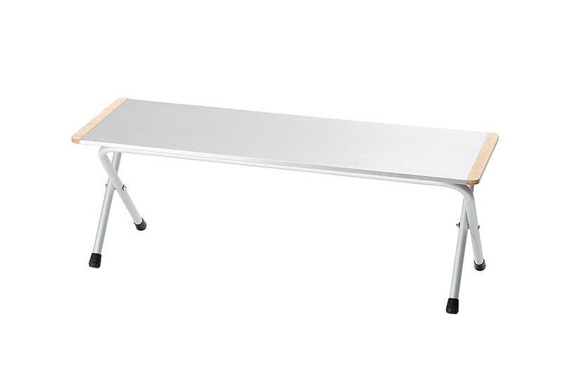 Folding Shelf Metal Top Long