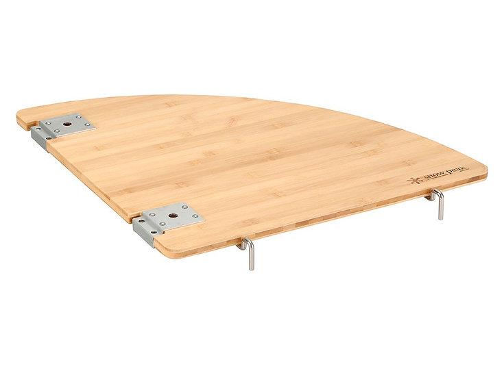 Multi Function Table Corner L Bamboo