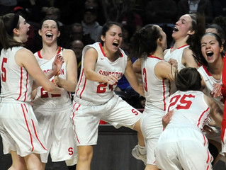 Central Bucks South Titans fall to Souderton Indians in PIAA District 1 6A Girls Basketball Champion