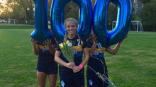 Emily McNesby eclipses 100 career goals for SCH Academy soccer
