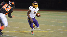 King takes care of Overbrook, 36-8, in final matchup before playoffs