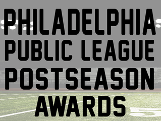 Philadelphia Public League Announces Postseason Football Awards