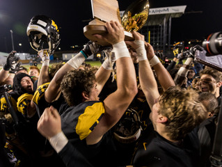 Archbishop Wood coasts over Gateway 49-14 for another state title