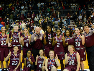 Ghosts scare Colonials; Win District 1 6A Title
