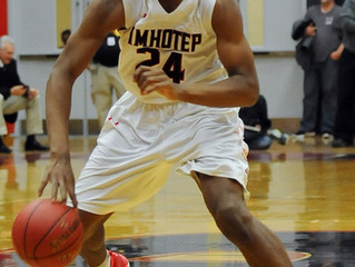 Imhotep Panthers Move Past Middletown in Close 4A Battle
