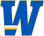 Widener Blue W Logo - Clear Background.p