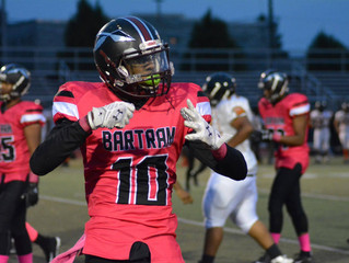 Bartram stays undefeated after Overbrook victory