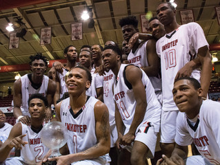 Imhotep prevails in overtime over King to take Public League title
