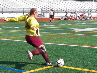 Central at Northeast Girls Soccer Report for SFBN