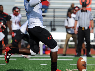 Imhotep defeats Northeast Under the Friday Night Lights