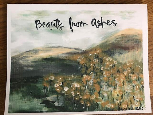 Beauty From Ashes-8 Pack
