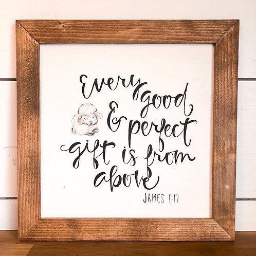 James 1:17-14in square