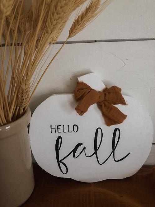 Hello Fall 8 in