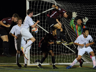 Conestoga at Strath Haven Boys' Soccer