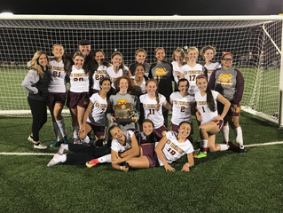 New Foundations wins PJAA Girls Soccer Title on Penalty Kicks; Boys Lose in PKs