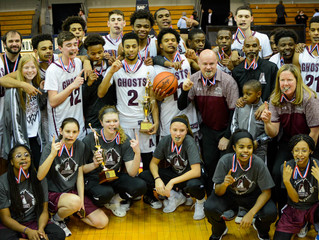 Galloping Ghosts take PIAA District 1 6A Boys' Basketball Title