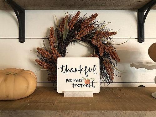 Thankful Mini