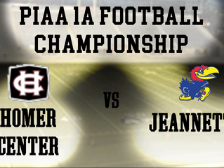 Jeannette uses strong second quarter to defeat Homer-Center in PIAA 1A Football Championship
