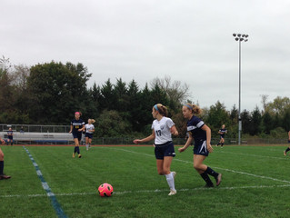 New Hope-Solebury Runs Away with the Victory Over Cheltenham Girls Soccer