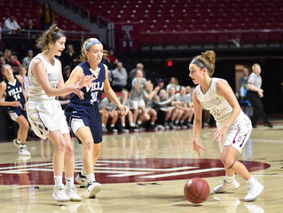 West Chester Henderson wins District 1 5A Girls Basketball Championship