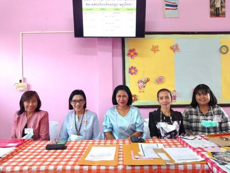 นักเรียนโรงเรียนอนุบาลยุววิทยา เข้าร่วมทดสอบ O-NET   ปีการศึกษา 2563