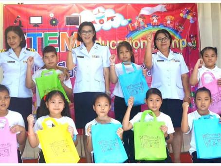 กิจกรรม Stem Education Camp 2019