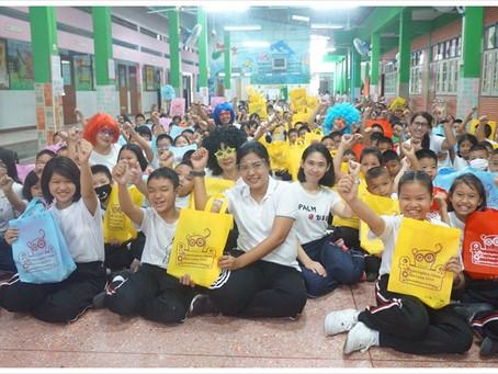 Yuwawittaya School Youth Active English & Chinese Camp 2019 (ตอนที่ ๓)