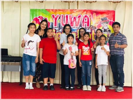 กิจกรรม Yuwa gottalent 2019 ระดับ ป.๑ และ ป.๔