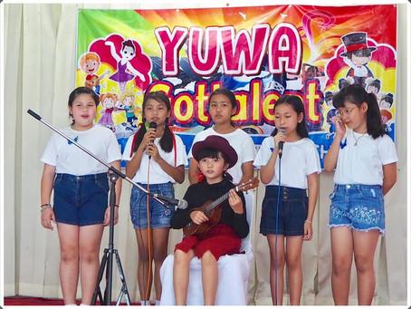Yuwa Got Talent 2020 ระดับชั้น ป.๑ และ ป.๔