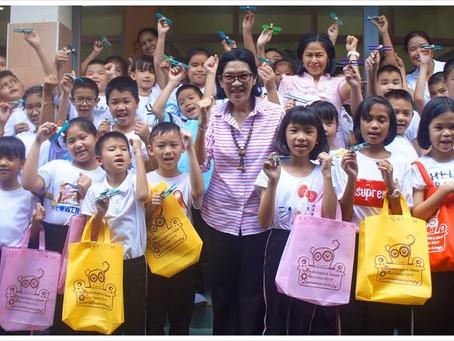 Yuwawittaya School Youth Active English & Chinese Camp 2019 (ตอนที่ ๒)