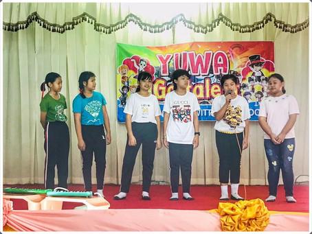 กิจกรรม Yuwa gottalent 2019 ระดับ ป.๒ และ ป.๕