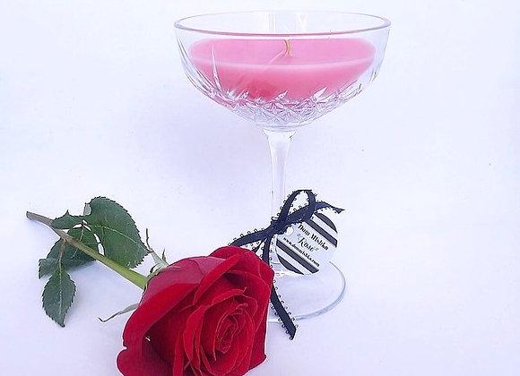 Rosé Candle