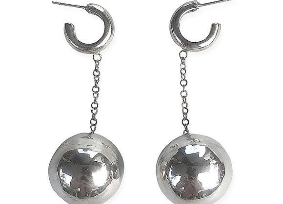 Ball & Chain Earrings