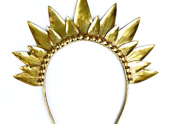 Statement Lotus Crown
