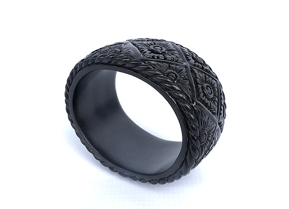Traditional Carved Bangle