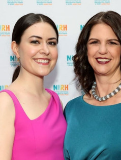 Cait Cortelyou and Andrea Miller