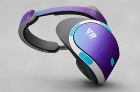 VR Mobil Park | Product Design