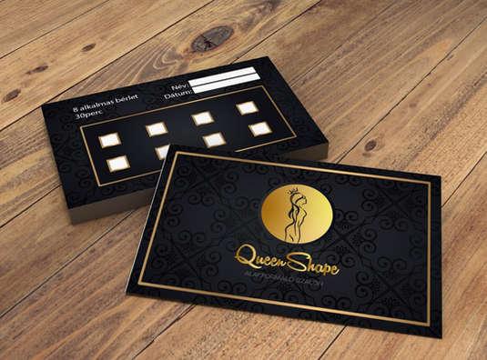 QueenShape | Névjegy