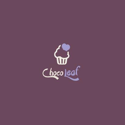 ChocoLeaf | Logo Látványterv