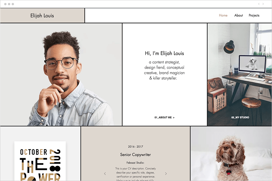 2019 trendi weboldal