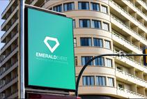 Emerald Event | Logó Látványterv