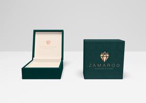 Zamarod | Csomagolás Tervezés