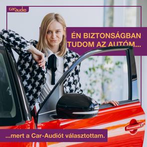 Car Audio   Square Poszt